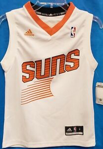 New NBA Phoenix Suns Printed Youth Adidas Jersey