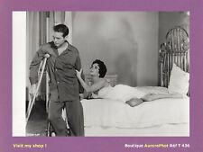 PHOTO DE PRESSE CINÉMA : PAUL NEWMAN & ELISABETH TAYLOR, ACTEURS  -T436