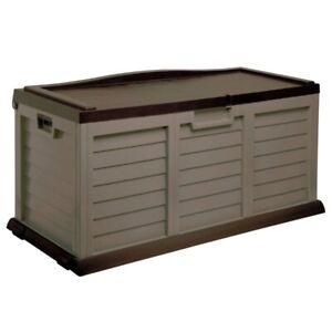 Starplast 440 Litre Large Garden Storage Box