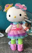 """Hello Kitty Dance Doll Poseable hard body dressable dancing blip toys vinyl 13"""""""
