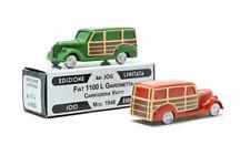 # 1:76 FIAT 1100L GIARDINETTA VIOTTI 1946 OFFICINA 942 (ART. 2012) RESINA MIB #
