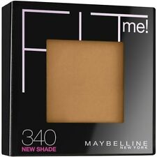 Maybelline Fit Me Pressed Powder 340 Cappuccino