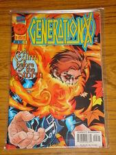 X-MEN GENERATION X #23 VOL1 MARVEL COMICS JANUARY 1997