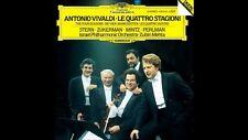 Vivaldi: The Four Seasons - Stern/Zukerman/Mintz/Perlman - Mehta/Israel Phil--CD
