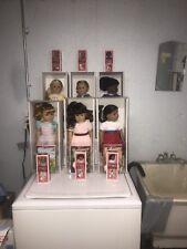 American Girl Beforever Set * Wow* with Their Matching Mini Dolls BNIB Six Dolls