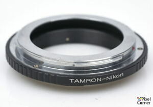 Unbranded Tamron adaptall to Nikon F mount