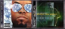 Cee-Lo Green... Is the Soul Machine[PA] by Cee Lo Green (CD)& Brave New World;VA