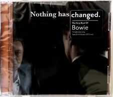 DAVID BOWIE NOTHING HAS CHANGED CD SEALED