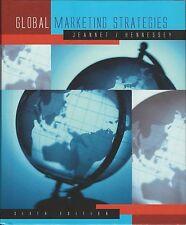 Global Marketing Strategies von H. D. Hennessey, J.-P. Jeannet (2004), Englisch
