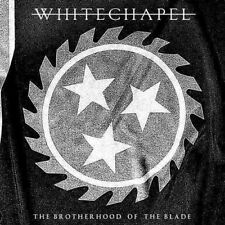 Whitechapel - BROTHERHOOD OF THE BLADE NUEVO CD