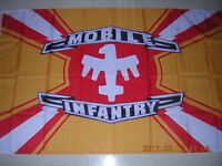 Mobile infantry and federation flags from Starship Troopers Flag  Ensign 3X5ft
