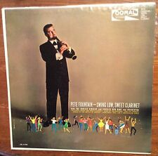 Pete Fountain on Coral CRL 57394: Swing Low, Sweet Clarinet