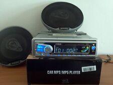 AUTORADIO IRRADIO CD, Mp3 , AM-FM , 2 VIE 50+50 Watt. CON CASSE 200 W.