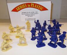 Armies in Plastic 5679 - Modern Forces - US Marines & Taliban. (1/32) Figures.