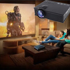 Multimedia 3000 Lumen HD Pro LED Projector Home Theater TV/HDMI 1080P VGA USB US