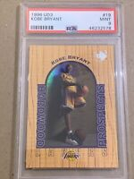 1996-97 UD3 Kobe Bryant Rookie #19 PSA 9 Mint Los Angeles Lakers HOF RC