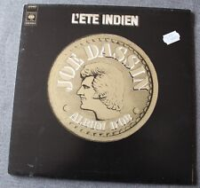 Joe Dassin, l'été indien - album d'or, LP - 33 Tours