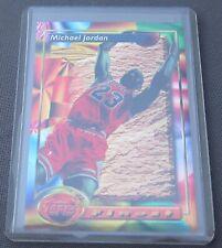 Michael Jordan 1993 1994 Topps Finest Centered No Scratches Sharp Corners
