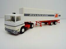 Herpa 1/87 848002 RENAULT TURBO container-autoarticolati Panatlantic OVP c3114