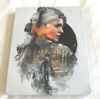 THE WITCHER 3 COLLECTORS LIMITED EDITION G2 STEELBOOK NEW