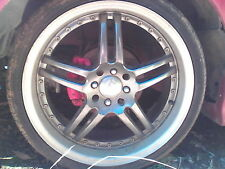 mitsubishi lancer 18 inch wheels + tyres- PICK UP ONLY