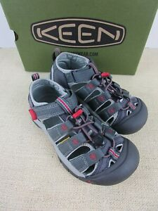 KEEN NEWPORT H2 1016282 MAGNET/TANGO RED YOUTH SANDAL