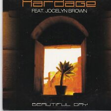 Hardage feat Jocelyn Brown -Beautiful Day cd maxi single carsleeve
