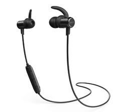 Bluetooth Headphones Anker Soundbuds Slim Lightweight Wireless Headphones Ipx5 N