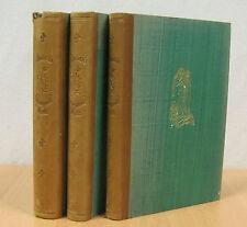 Boccaccio, Gesammelte Werke, Band 1 bis 3, Potsdam 1921