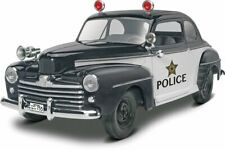 Revell 14318 - 1/25 '48 Ford Police Coupe 2'n1 - New