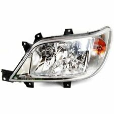 Mercedes Benz Sprinter Mk2 2003-2006 Headlight Passenger Side Left