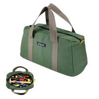 Mechanics Tool Bag Canvas Multi-function Storage Hand Tool Kit Pouch Waterproof