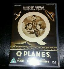Q Planes UK PAL Region 2 DVD Olivier / Richardson / Hobson / Korda