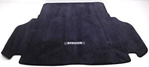OEM Hyundai Equus Rear Floor Mat Black 3N012-ADU00-RY