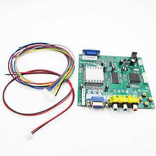 Arcade Game RGB/CGA/EGA/YUV to VGA HD Video Converter Board HD9800/GBS8200 New