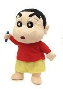 Toy Vault Crayon Shin Chan Mr. Elephant Plush NEW