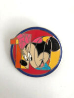 WDW/DLR - 10 Years of Disney Pin Trading - Mystery Series - Minnie Mouse