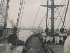 DUNKERQUE c. 1955 - Remorqueur Navire Port Nord - NV 403