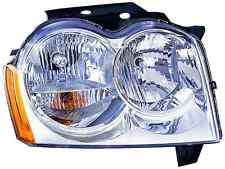 New Jeep Grand Cherokee 2005 2006 2007 right passenger headlight head light