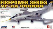 LINDBERG 1:48 KIT DI MONTAGGIO AEREO FIREPOWER SERIES XF-88 VOODOO   75311