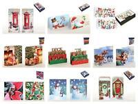 TOM SMITH LUXURY PREMIUM TRADITIONAL CHRISTMAS CARDS 44 DESIGNS