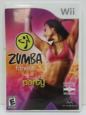 Zumba Fitness Wii Game (2010)