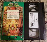 Shelley Duvall's Bedtime Stories - The Christmas Witch 1994 VHS Angela Lansbury