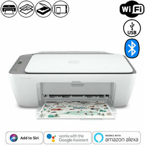 Wireless Thermal Inkjet Printer All-In-One Label Bluetooth WiFi Scanner + Ink