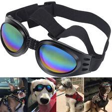 Hunde Sonnenbrille Schutzbrille Haustier Sonnenschutz SpielzeuWindschutz Brille