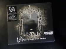 CD ALBUM = DVD - KORN - TAKE A LOOK IN THE MIRROR