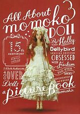 New All About momoko DOLL Japanese book