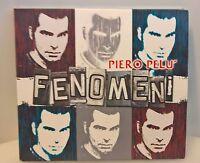 Piero Pelu' album fenomeni (2008 autografato)Litfiba