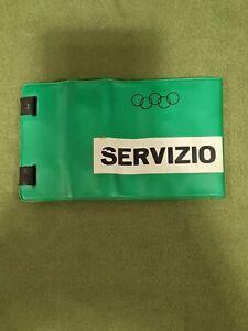 OLIMPIADI ROMA 1960 FASCIA DA BRACCIO ADDETTO AL SERVIZIO OLYMPIC GAMES