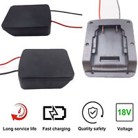 Batterie Adapter Power Akku Konverter für DEWALT 20V Max 18V Li-Ion Batteries